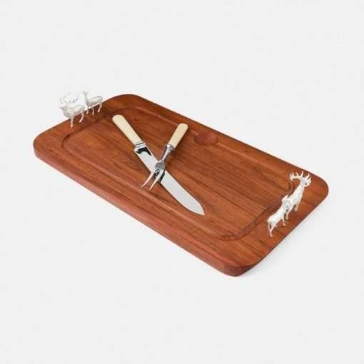 Carving Board - Red Deer 1