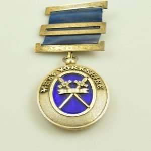 Masonic Medal, 1912 West Yorkshire