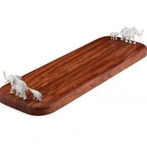 Oblong Board - Elephant 1