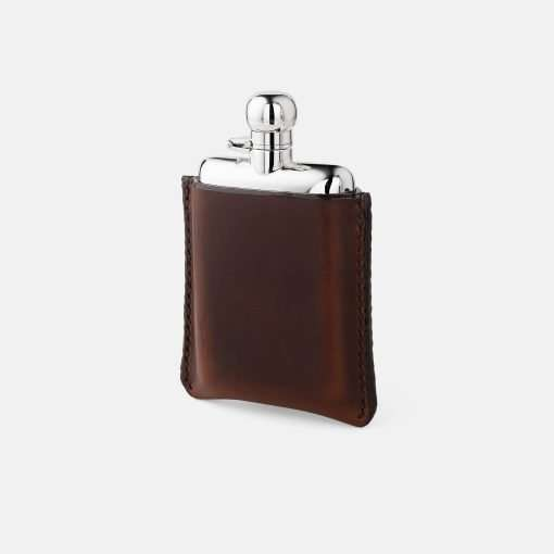 Silver Hip Flask 1