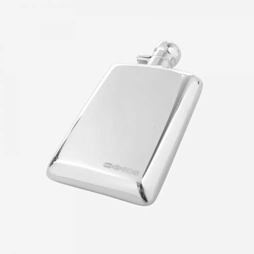 Silver Hip Flask 2