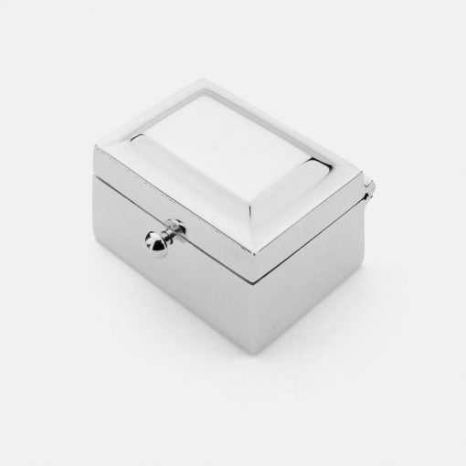Silver Trinket Box 1