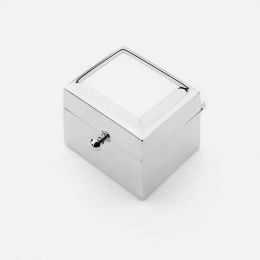 Silver Trinket Box 2