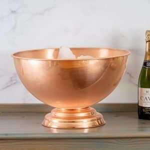 Copper Champagne Cooler