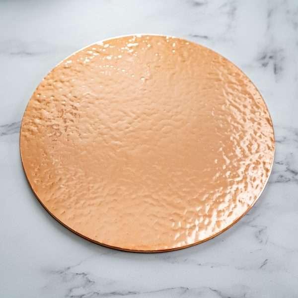 Copper Placemat