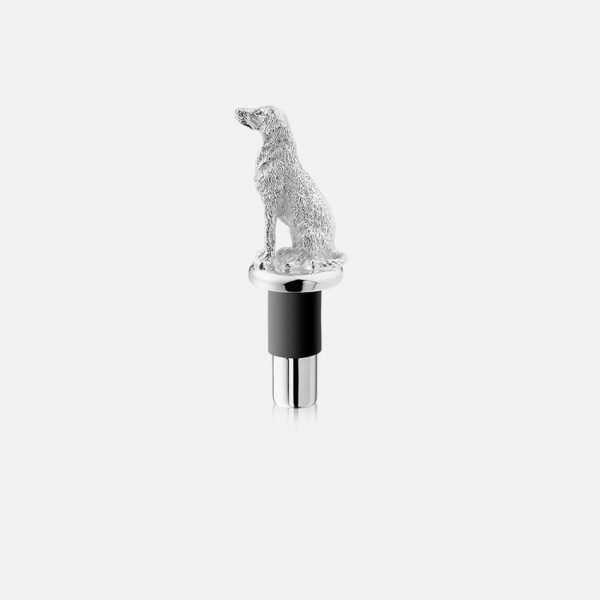 Labrador Bottle Stopper