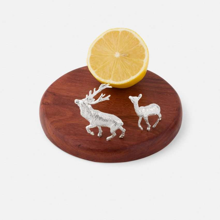 Red Deer Lemon Board
