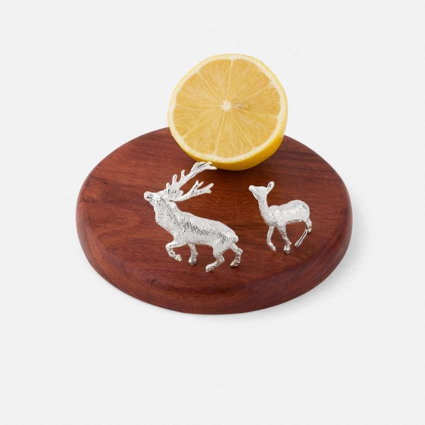 Red Deer Lemon Board