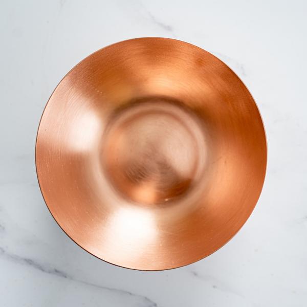 Medium Copper Bowl 2