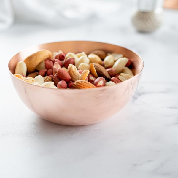 Medium Copper Bowl 3