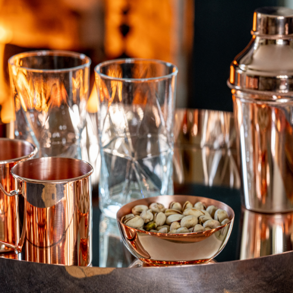 Copper Cocktail Shaker 3