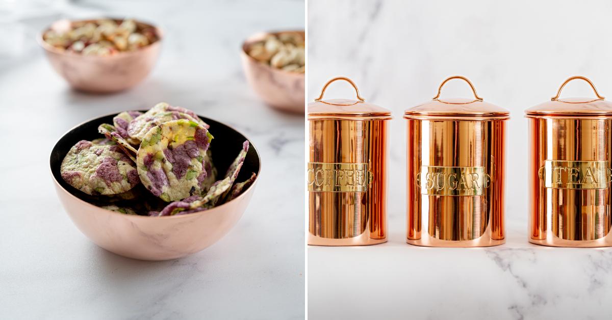 Hayward & Stott Copper Collection 7