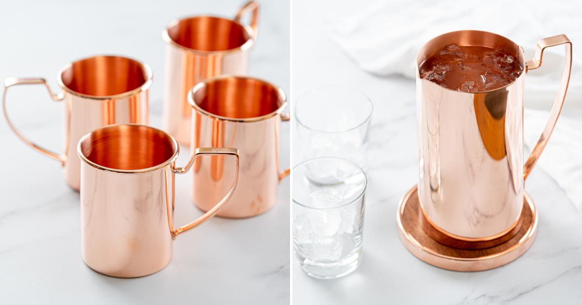 Hayward & Stott Copper Collection 4